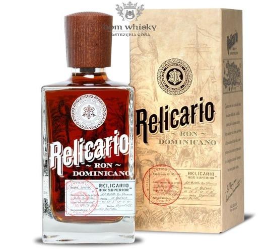 Relicario Ron Superior / Dominicana / 40% / 0,7l