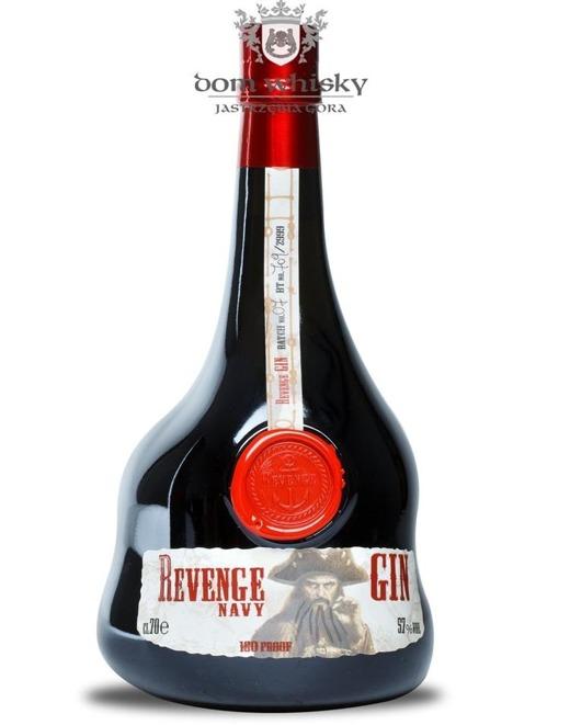 Revenge Navy Gin / 57% / 0,7l