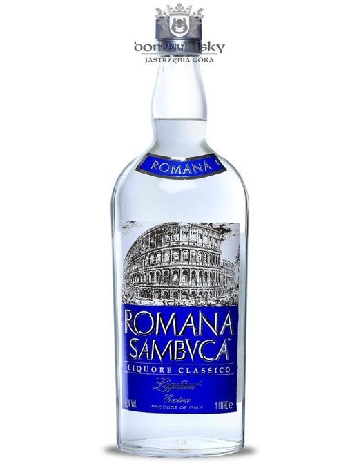 Romana Sambuca / 42% / 1,0l