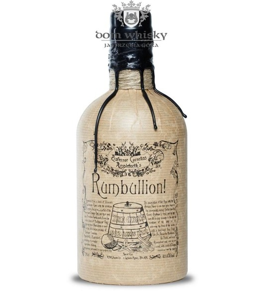 Rumbullion! Professor Cornelius Ampleforth's / 42,6% / 0,7l