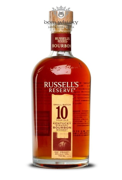Russell's Reserve 10 letni / 45% / 0,75l
