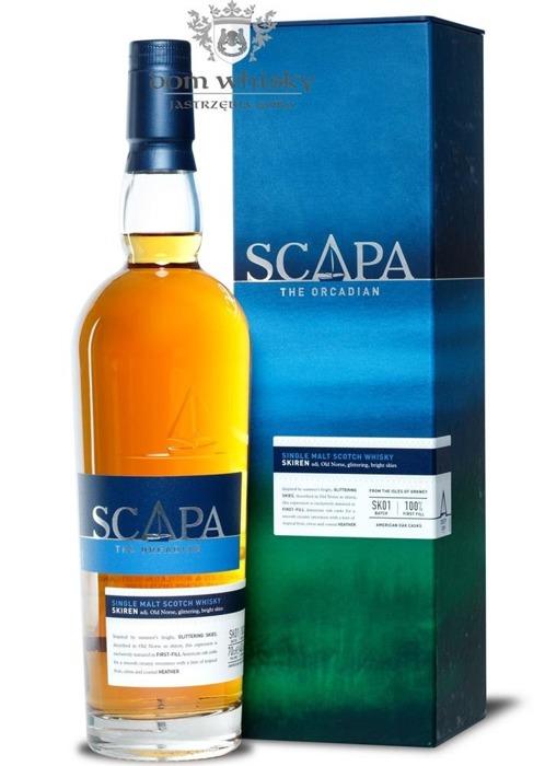 Scapa Skiren (Batch SK 01) / 40% / 0,7l