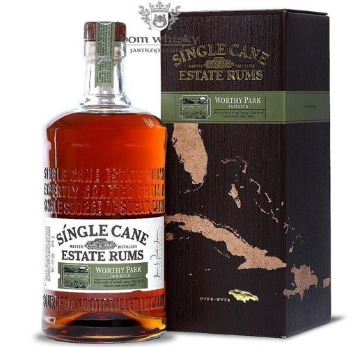Single Cane Estate Rum Worthy Park (Jamaica) / 40% / 1,0l