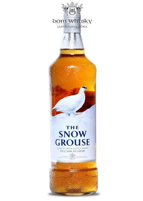 Snow Grouse Blended Grain Scotch Whisky / 40% / 1,0l
