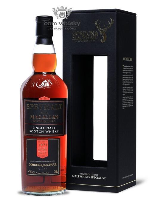 Speymalt from Macallan Distillery (D.1971 B.2013) G&M /43%/0,7l
