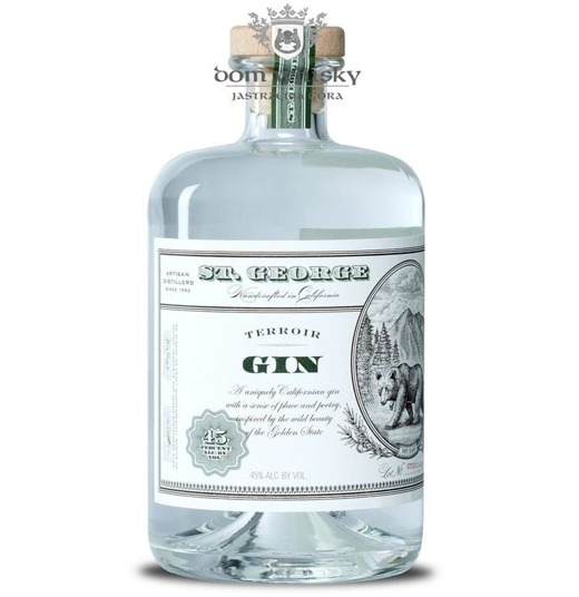 St. George Terrior Gin (USA) / 45% / 0,7l