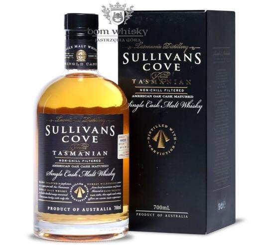Sullivans American Oak Cask (Tasmania) / 47,5% / 0,7l