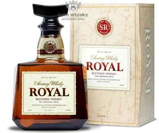 Suntory Royal SR Blended / 43% / 0,7l