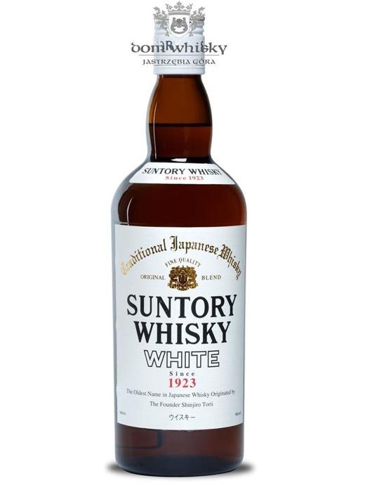Suntory Whisky White / 40% / 0,64l