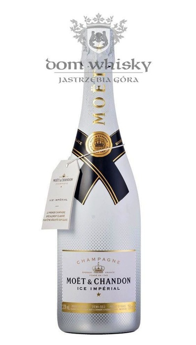 Szampan Moet & Chandon ICE Imperial / 12% / 0,75l