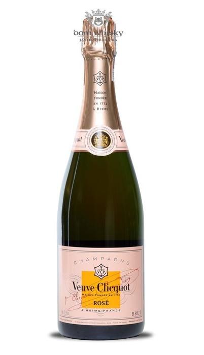 Szampan Veuve Clicquot Rosé / 12% / 0,75l