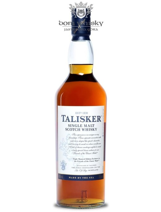 Talisker Friends of The Classic Malts / 48% / 0,7l