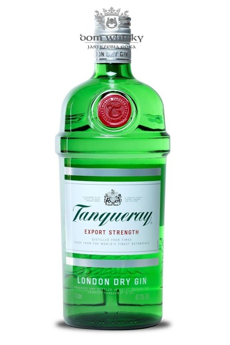 Tanqueray London Dry Gin / 47,3% / 1,0l