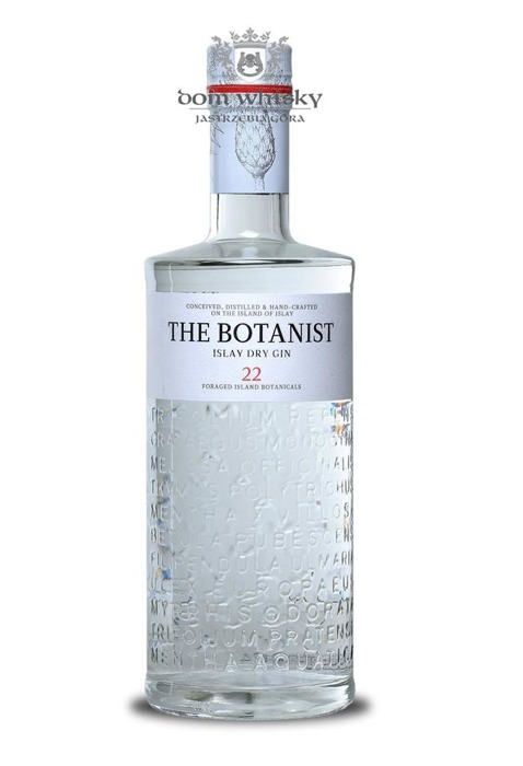 The Botanist Gin (Bruichladdich) / 46% / 0,7l