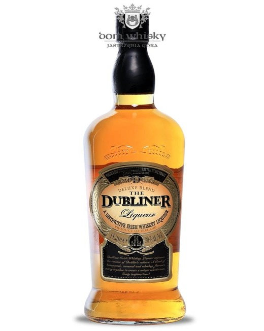 The Dubliner Irish Liqueur / 30% / 1,0l