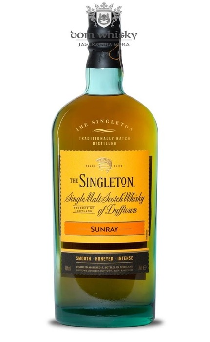 The Singleton of Dufftown Sunray / 40% / 0,7l