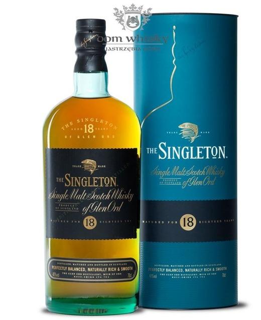 The Singleton of Glen Ord 18-letni / 40% / 0,7l