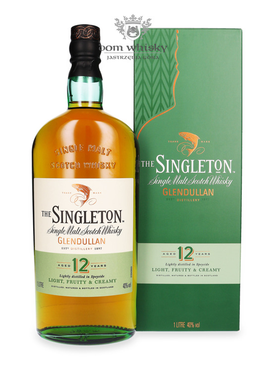 The Singleton of Glendullan 12-letni /40%/1,0l