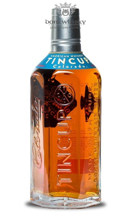 Tincup American Colorado Whiskey / 42% / 0,75l