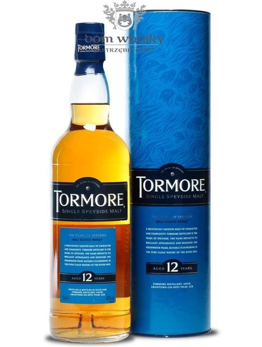 Tormore 12-letni / 40% / 0,7l