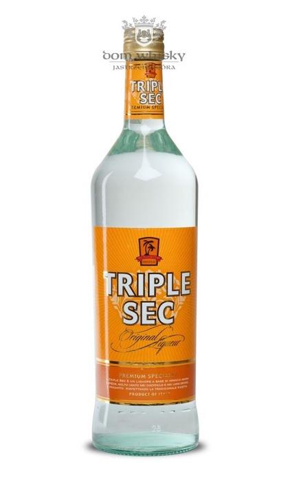 Triple Sec Coloniale Liker Barmański / 40% / 1,0l