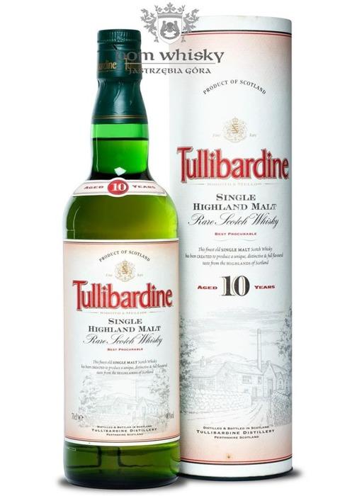 Tullibardine 10-letni / 40% / 0,7l