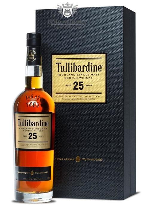 Tullibardine 25-letni / 43% / 0,7l