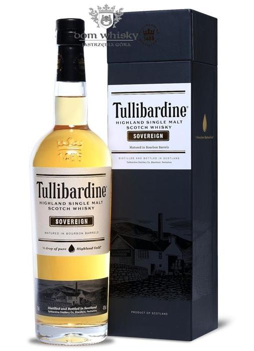 Tullibardine Sovereign Bourbon Cask / 43% / 0,7l