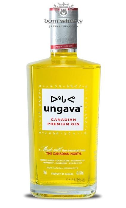 Ungava Canadian Premium Gin / 43,1% / 0,7l