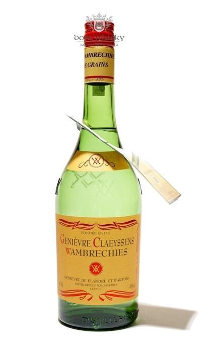 Wambrechies Genievre Claeyssens (Francja) / 49% / 0,7l