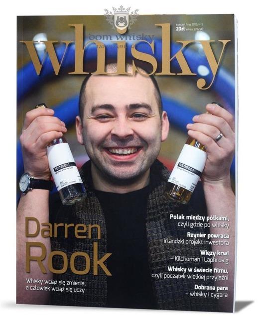 Whisky Magazin / kwiecień / maj 2015 nr 5