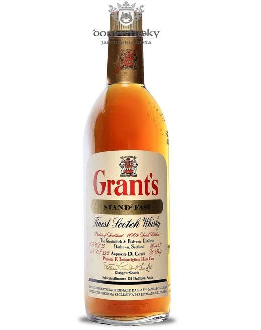 William Grant's Stand Fast / 43% / 0,75l