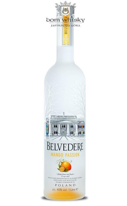 Wódka Belvedere Mango Passion / 40% / 1,0l