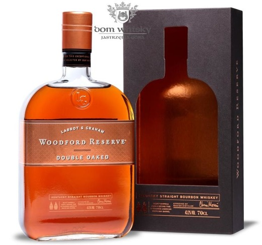 Woodford Reserve Double Oaked / 43,2 % / 0,7l