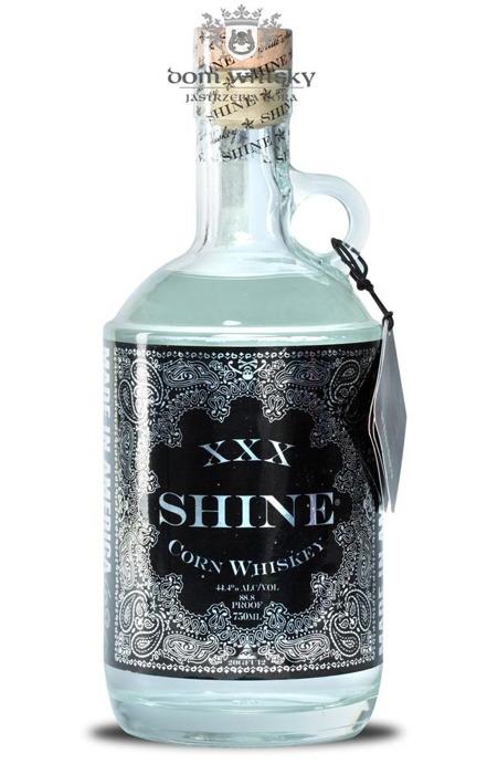 XXX Shine Corn Whiskey / 44,4% / 0,7l