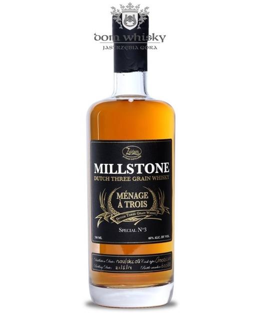Zuidam Millstone Ménage a Trois (Holandia) / 46% / 0,7l