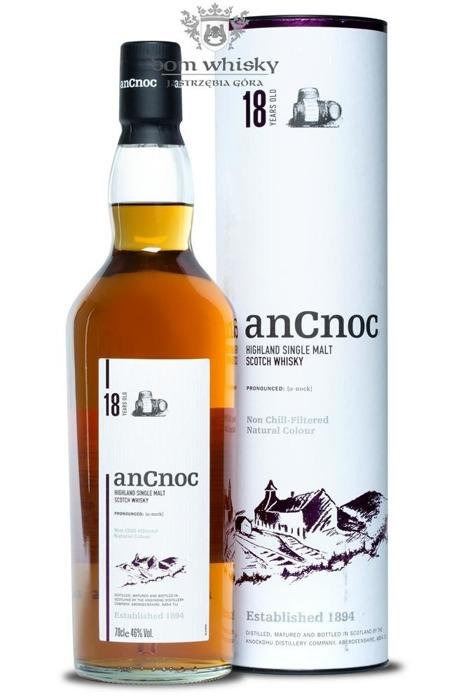 anCnoc 18-letni / 46% / 0,7l